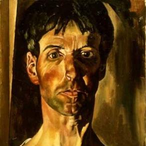 Stanley Spencer zelfportret