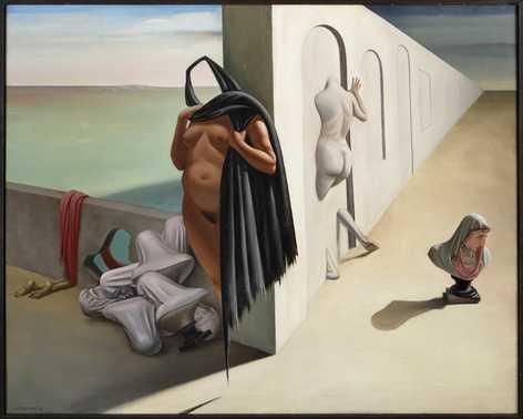 Grens, Joop Moesman, 1950