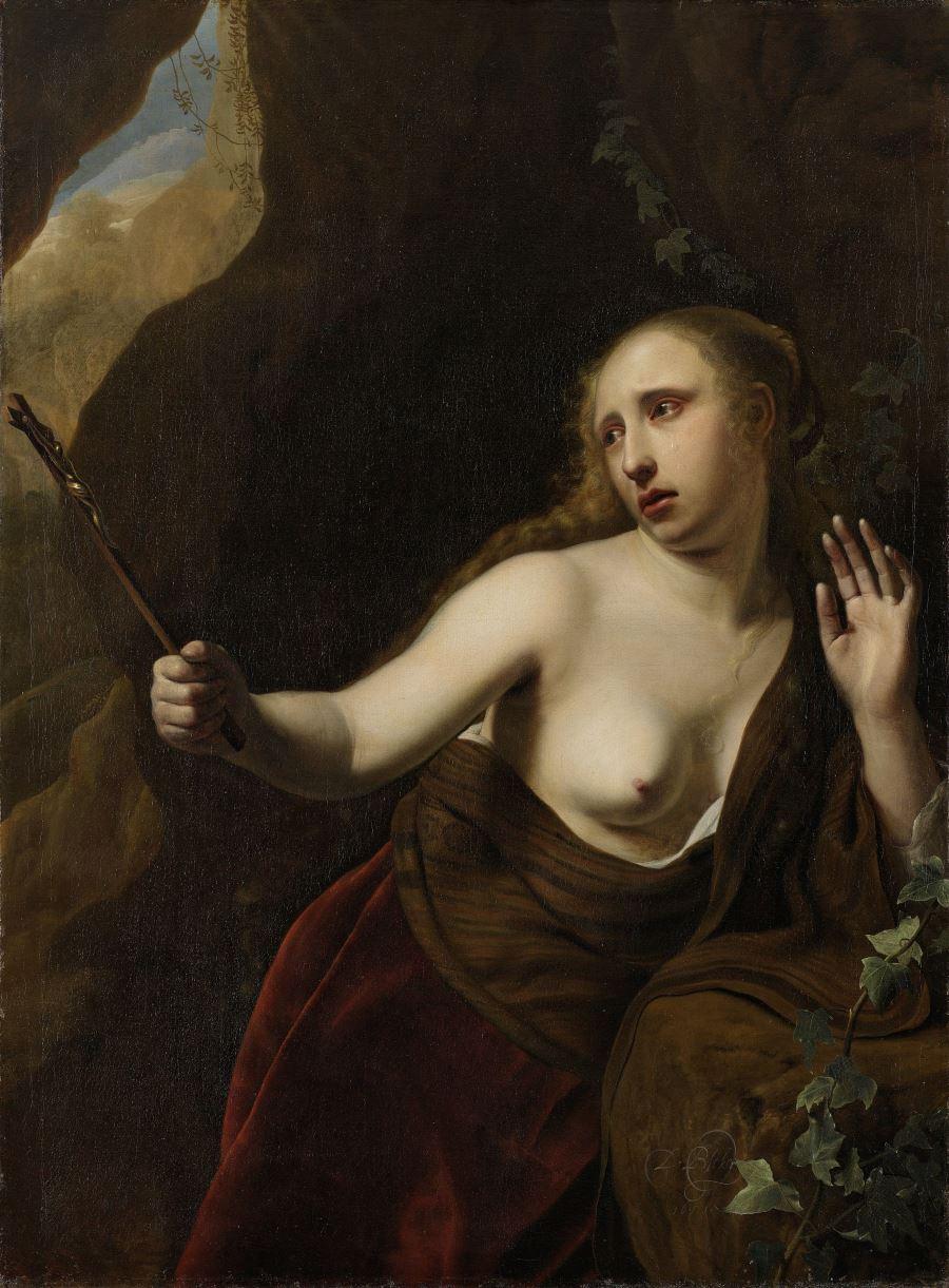 Boetevaardige Maria Magdalena, Dirck Bleker, 1651, collectie Rijksmuseum Amsterdam