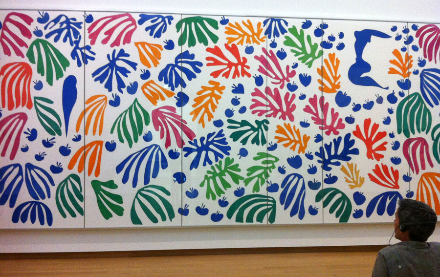 Oase-van-Matisse-Jasper-bezoek-Stedelijk