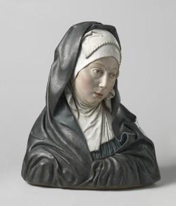 Maria als Mater Dolorosa (Moeder van Smarten)
